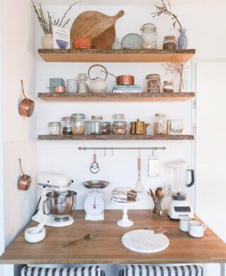The Workshop 🍪⚖️ #Kitchen  #WhereTheMagicHappens #KitchenEssentials #Kitchenaid #JetjesenJobjes  #interieur #interior #design