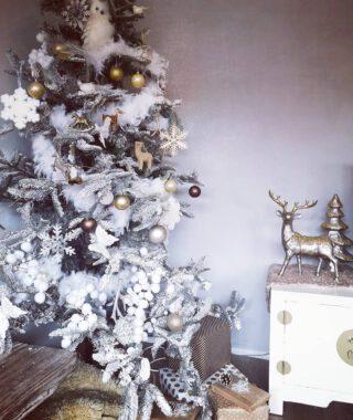 Our Christmas Treeeee🎄🍾🎉 #Christmas #Christmastree